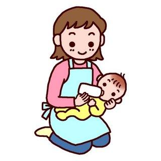 クッションで授乳すると 楽だよブログ@ママ